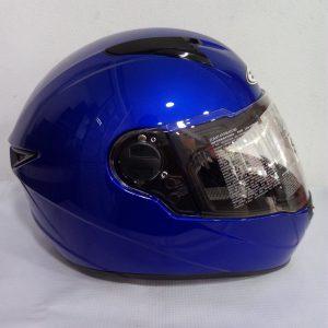 casco cerrado marca zeus azul motoplaza cuernavaca